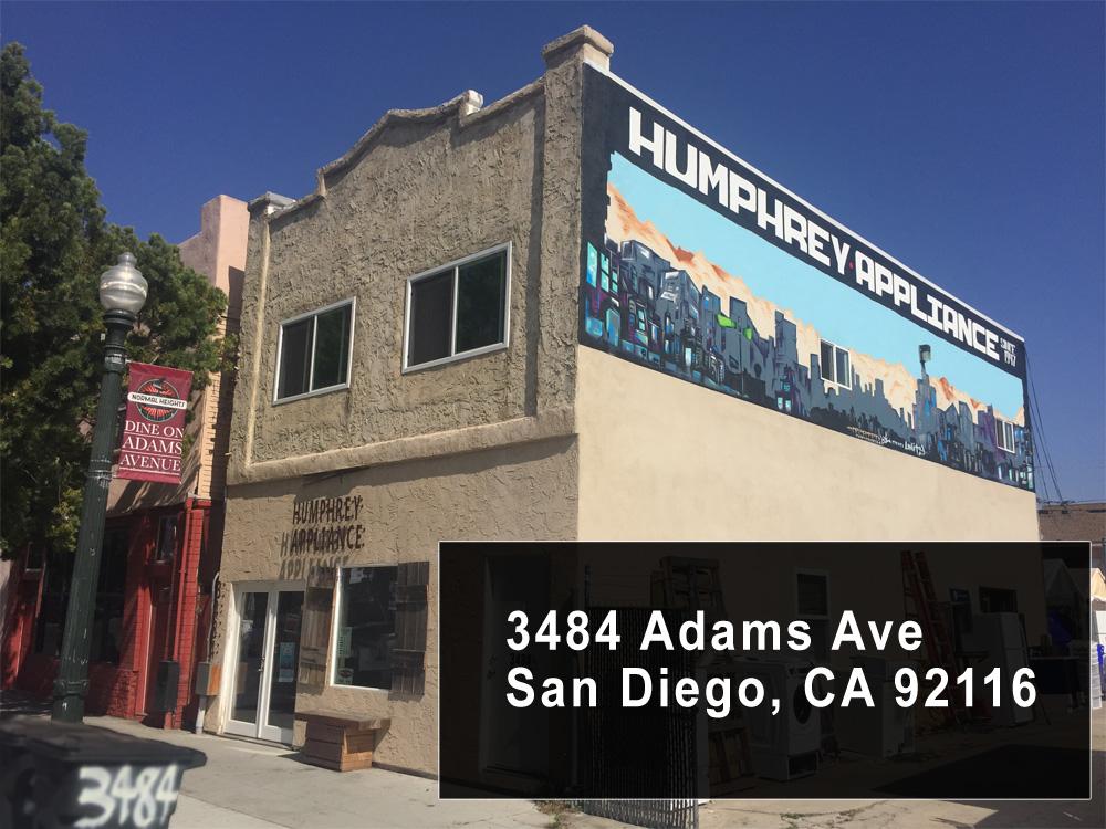 Kitchen Appliance Stores San Diego